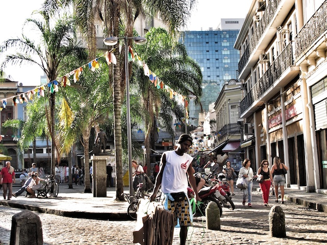 Mercado Saara